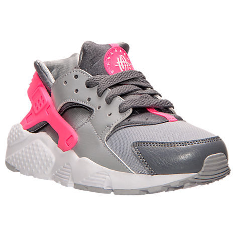 Nike Girls' Grade School Huarache Run Running Shoes