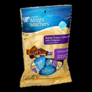 Weight Watchers Whitman's Candies Butter Cream Caramel with Crispies