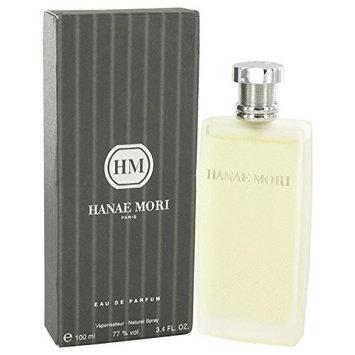 Hanae Mori Eau de Parfum Spray for Men, 3.4 Fluid Ounce