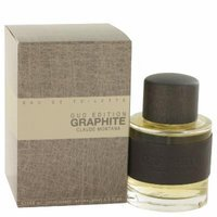 Graphite Oud Edition for Men by Montana EDT Spray 3.3 oz