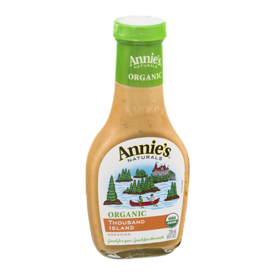 Annie's Naturals Organic Dressing Thousand Island