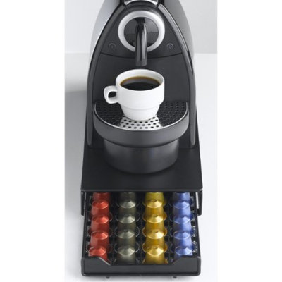 Nifty 40 Capacity Under-the-Brewer Drawer for Nespresso Capsules