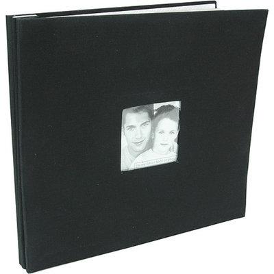 MCS Fashion Fabric Top-Load Scrapbook - Sky Blue (12x12