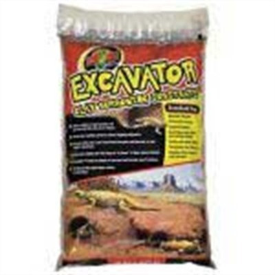 Zoo Med Excavator Clay Burrowing Substrate, 25 Pounds
