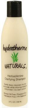 Hydratherma Naturals Herbal Amino Clarifying Shampoo, 8.0 oz.