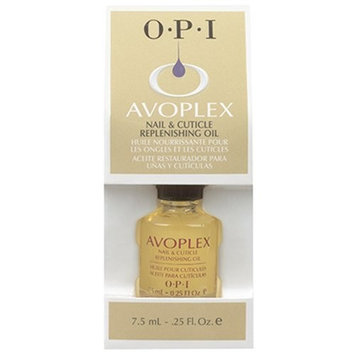 OPI Avoplex Nail and Cuticle Replenishing Oil, 0.25-Fluid Ounce (Pack of 2)