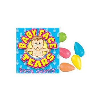 Candy By The Pound - 2 Pound Bag of Baby Face Sour Tears