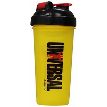 Universal Nutrition Universal Shaker Cup, Yellow