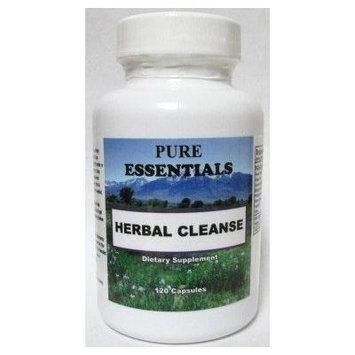 Pure Essentials Herbal Cleanse 120 Capsules