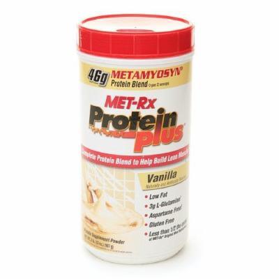 Met-Rx Protein Plus Powder, Vanilla 2 lb (907 g)
