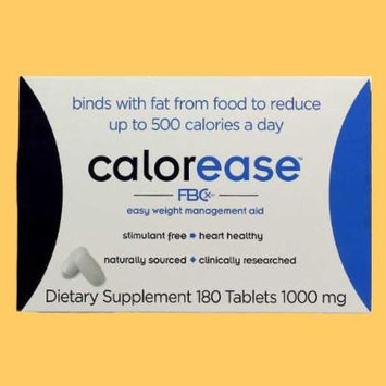 Calorease FBCx Easy Weight Management Aid 180 tablets