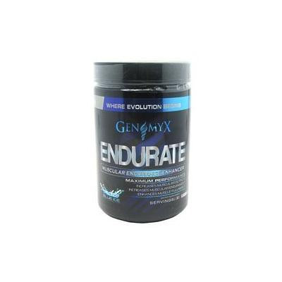 Genomyx Endurate Endurance Enhancer, Blue Ice, 30 Servings