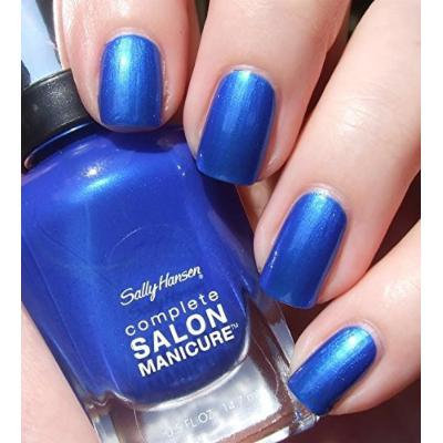 Sally Hansen Complete Salon Manicure #828 Batbano Blue