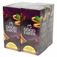 Good Earth Sweet & Spicy Flavored 4 Pack Herbal Teas