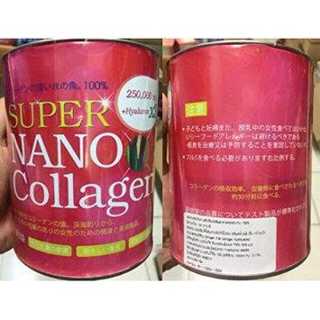 3x Hanako Nano Collagen 250,000mg. Pure Collagen No.1 in Japan (250g.)