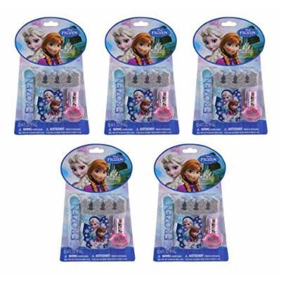 Disney Frozen Nail Kit - 5 Pack