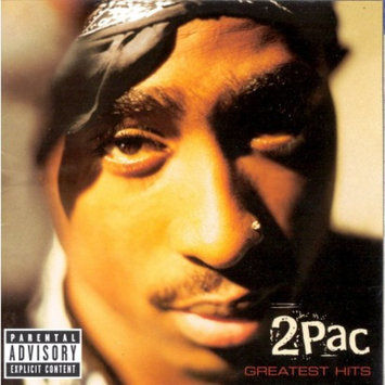 Interscope Records GREATEST HITS BY SHAKUR, TUPAC (CD) [2 DISCS]