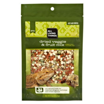 All Living ThingsA Dried Reptile Food Mix
