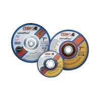 CGW Abrasives Depressed Center Wheels- 1/4