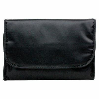 Ballistic Nylon Hanging Cosmetic Bag - (Color may vary)