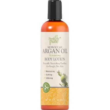 Perfectly Pure Moroccan Argan Oil Body Lotion-8 oz Lotion