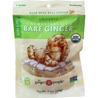 Ginger People Organic Uncrystallized Bare Ginger-3.5 oz Bag