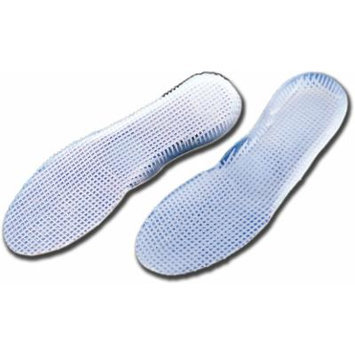 Tuli's Energy Track Gel Full Length Insoles Large-1 Large Pair