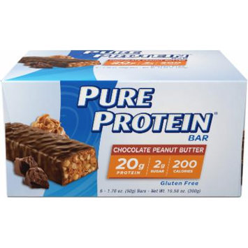 Pure Protein Pure Protein Chocolate Peanut Butter-6 Bars