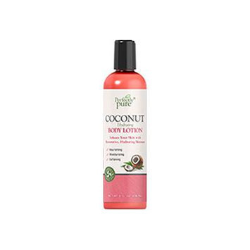 Perfectly Pure Coconut Body Lotion-8 oz Lotion