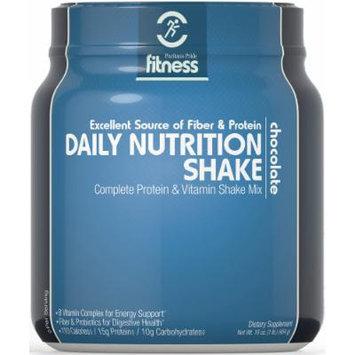 Puritan's Pride Fitness Daily Nutrition Shake Chocolate-1 lb Powder