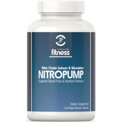 Puritan's Pride Fitness NitroPump-120 Capsules