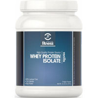 Puritan's Pride Fitness Whey Protein Isolate Vanilla-1 lb Powder