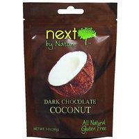 Next by Nature Dark Chocolate Coconut-3 oz Bag
