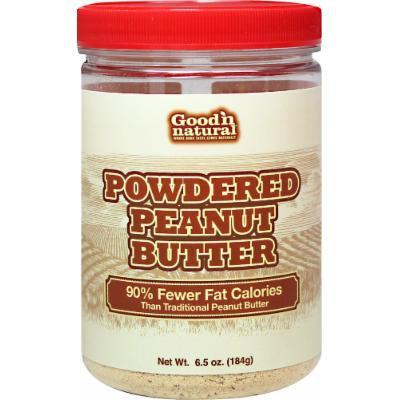 Good N Natural Powdered Peanut Butter-6.5 oz Jar