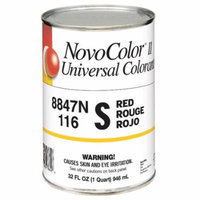 NOVO COLORANT S RED