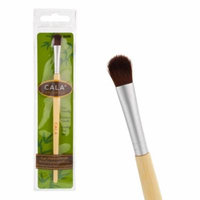 CALA Naturale Bamboo Eye Shadow Blending Makeup Brush, 76406