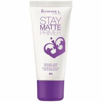 Rimmel Stay Matte Primer, 003, 0.09 fl oz