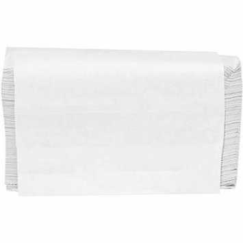 GEN Folded Multifold 9x9 9/20 Paper Towels, White, 250 count, (Pack of 16)