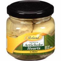 Roland Artichoke Hearts in Water, 6.5 oz, (Pack of 12)