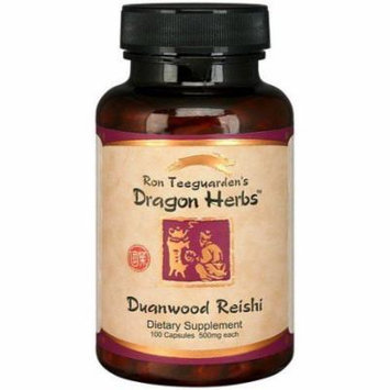 Reishi, Duanwood Dragon Herbs 100 Caps
