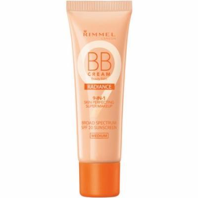 Rimmel Radiance BB Cream, Medium, 1 fl oz