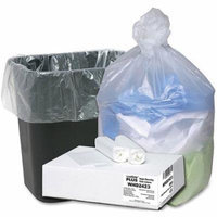 Ultra Plus High Density Can Liners, 10 gal, 500 count