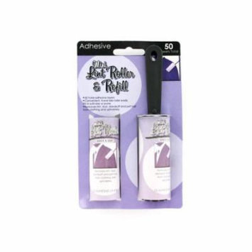 Bulk Buys Mini Lint Roller & Refill, Case of 24