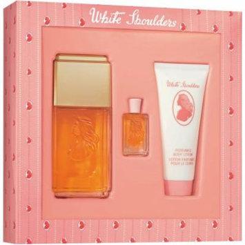 White Shoulders Fragrance Gift Set, 3 pc