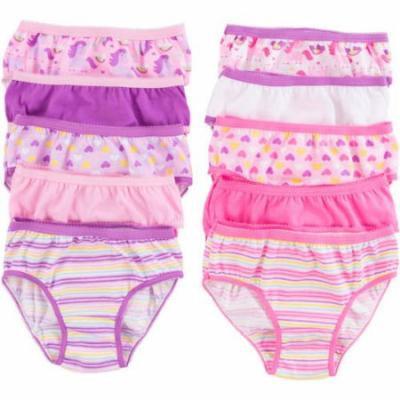 Garanimals Toddler Girls Panty 10 Pack