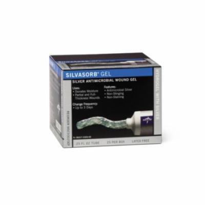 SilvaSorb Antimicrobial Wound Gel,0.250 OZ MSC93025EPH
