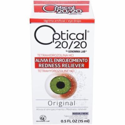 Optical 20/20 Original Redness Reliever Eye Drops, 0.5 fl oz