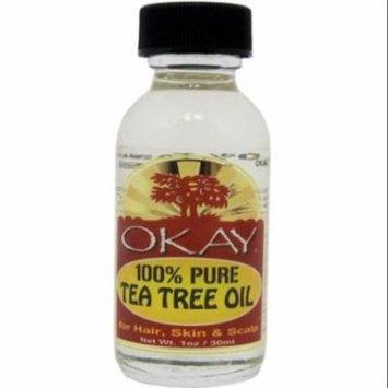 Okay 100% Pure Tea Tree Oil, 1 oz