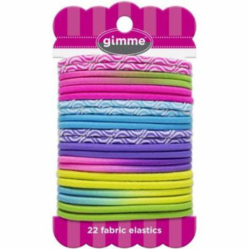 Gimme Waves Fabric Elastics, 22 count