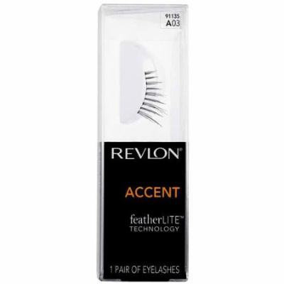 Revlon Accent Eyelashes Featherlite